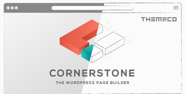 Cornerstone | The WordPress Page Builder