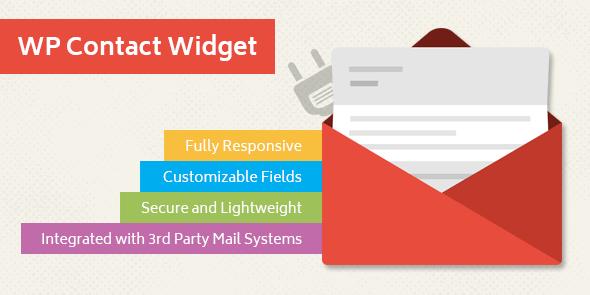 MyThemeShop – WP Contact Widget