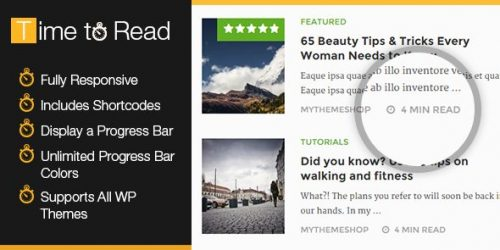 MyThemeShop – WP Time To Read