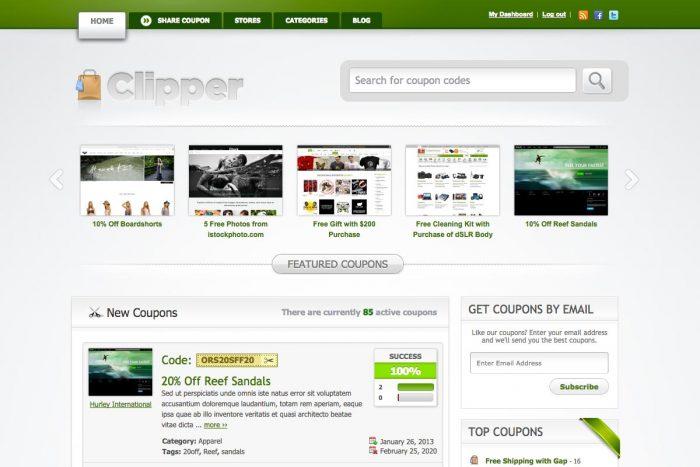 AppThemes – Clipper