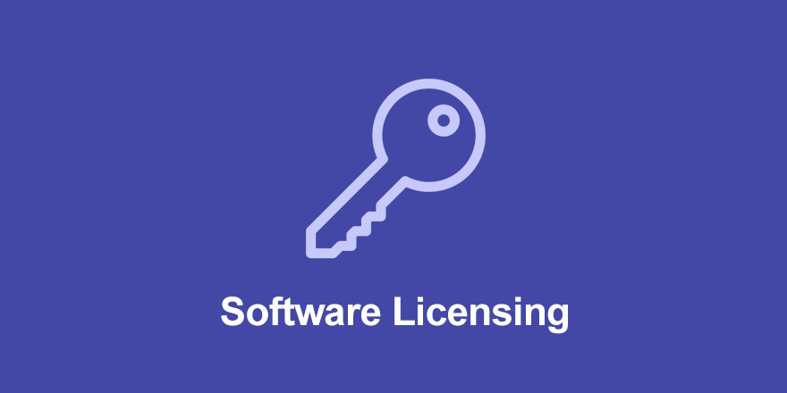 Easy Digital Downloads – Software Licensing