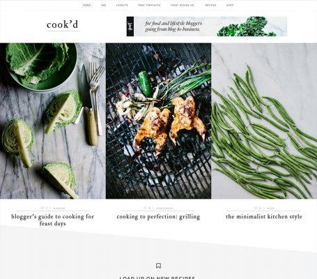 StudioPress – Cookd Pro