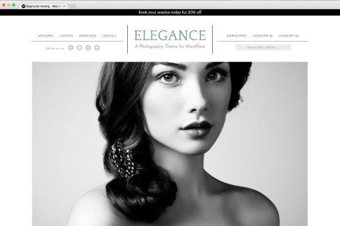StudioPress – Elegance Theme