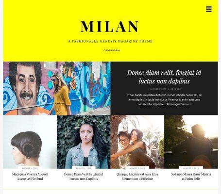 StudioPress – Milan Pro