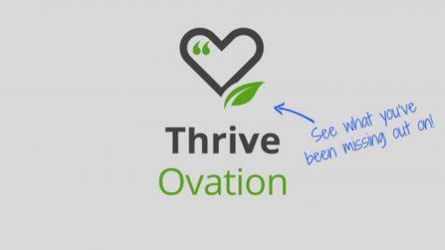 Thrive – Ovation