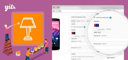 WordPress插件-YITH WooCommerce Product Add-Ons Premium 1.5.34