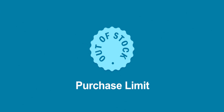 Easy Digital Downloads – Purchase Limit