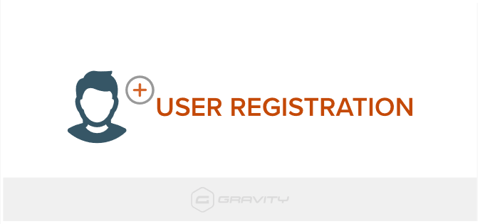 Gravity Forms – User Registration Add-On