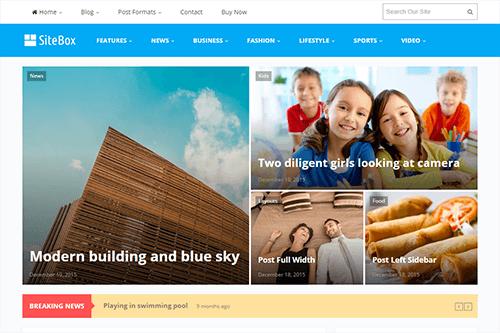 Theme Junkie – SiteBox