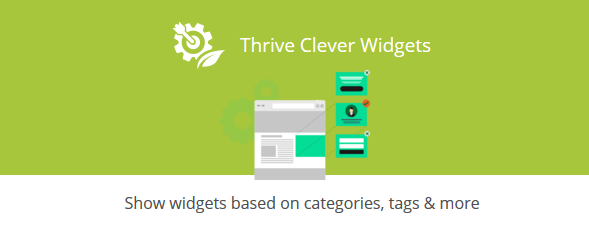 Thrive – Clever Widgets