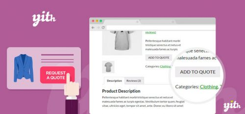 YITH – Woocommerce Request A Quote Premium