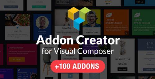 [提取码:ybi9]Addon Creator for Visual Composer – 1.1.4[英文]