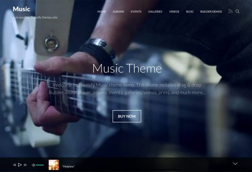 Themify – Music