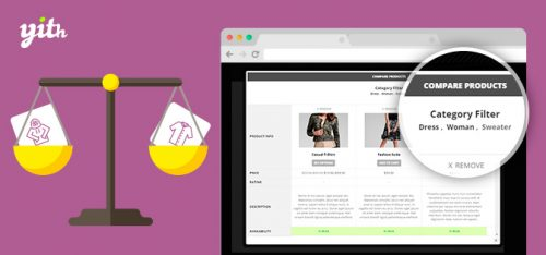 Nulled] YITH - WooCommerce Compare Premium v2 3 12 - Null Club