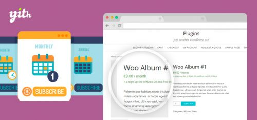 YITH – WooCommerce Subscription Premium