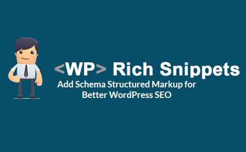 WP Rich Snippets – Add Schema Structured Markup for...