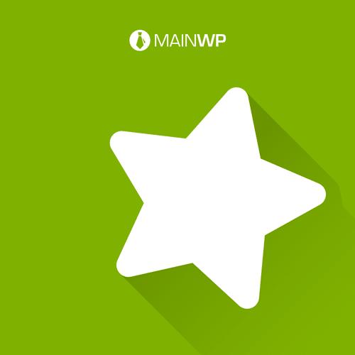 MainWP – Favorites Extension