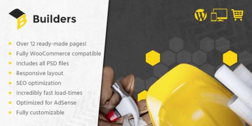 MyThemeShop – Builders