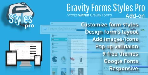 Gravity Forms Styles Pro Add-on