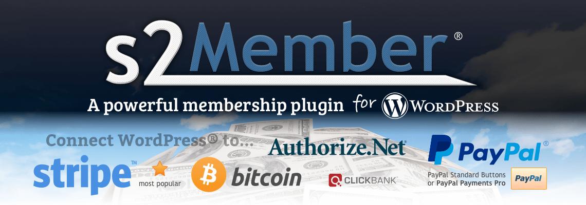 s2Member Pro Version – A Powerful Membership Plugin For...