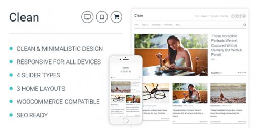 MyThemeShop – Clean