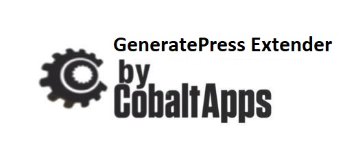 CobaltApps – GP Extender (Extend the GeneratePress Theme Framework)