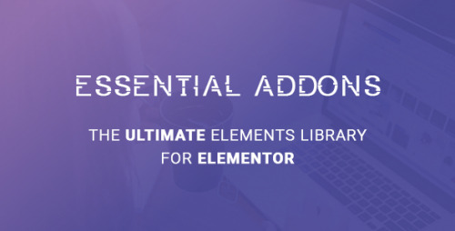 Essential Addons for Elementor – Pro