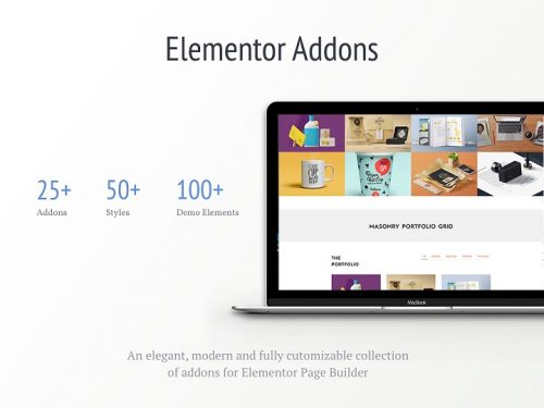 Nulled] Livemesh - Addons for Elementor (Premium) v2 7 4