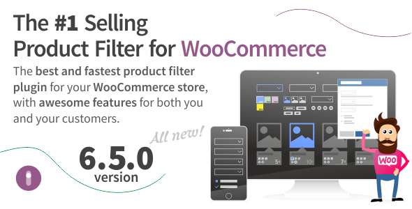 Nulled] WooCommerce Product Filter v7 1 1 - Null Club