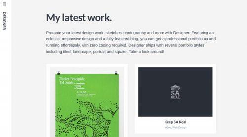 Array Themes – Designer