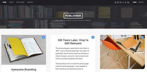 Array Themes – Publisher