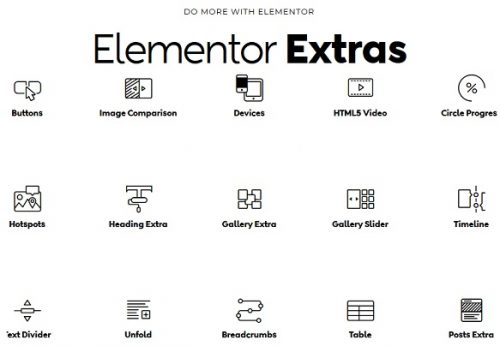 Nulled] Elementor Extras - Do more with Elementor v2 1 8