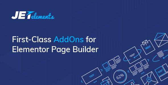 JetElements – Addon for Page Builder Elementor