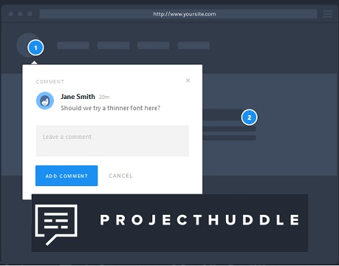 ProjectHuddle – A WordPress plugin for website and design...