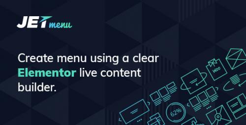 JetMenu – Mega Menu for Elementor Page Builder – Codecanyon