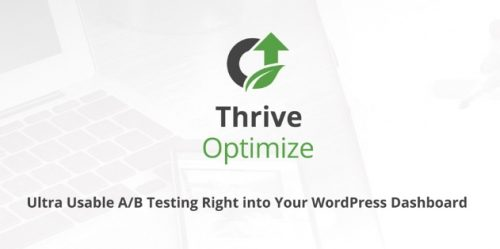 Thrive – Optimize