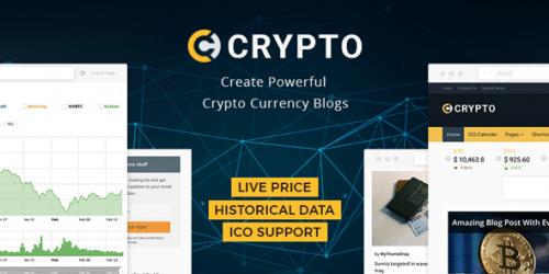 MyThemeShop – Crypto