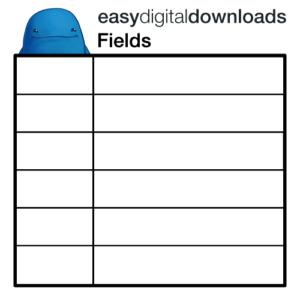 Easy Digital Downloads – Fields