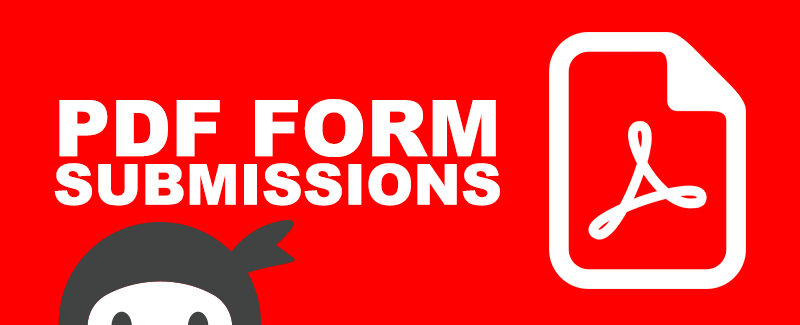 Ninja Forms – PDF Form Submissions