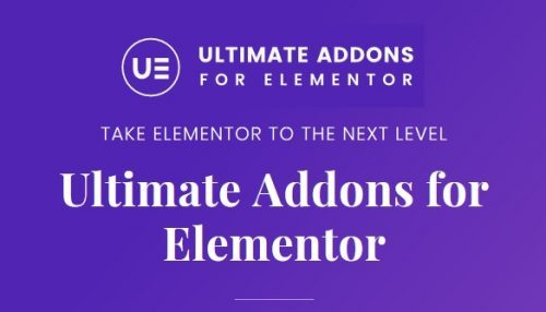 Ultimate Addons for Elementor (By Brainstorm Force)
