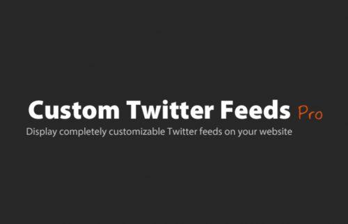 Custom Twitter Feeds Pro (By Smash Balloon) – Customizable...
