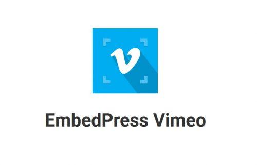 EmbedPress – Vimeo
