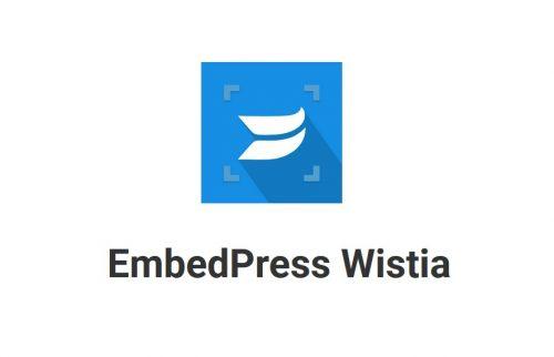 EmbedPress – Wistia