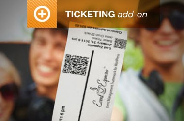 Event Espresso – Printable Tickets