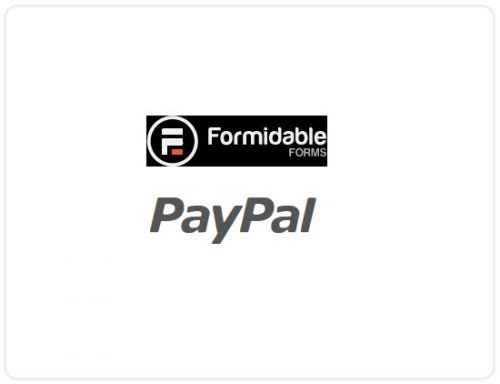 Formidable Forms – PayPal Standard