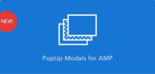 AMP – Popup