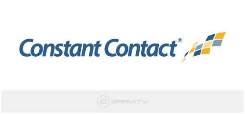 Gravity Forms – Constant Contact Add-On