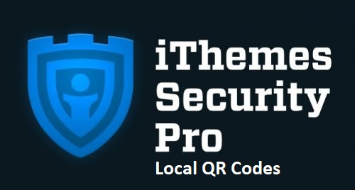 iThemes Security Pro – Local QR Codes