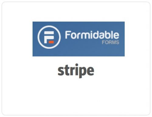Formidable Forms – Stripe