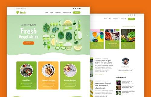 MyThemeShop – Fresh